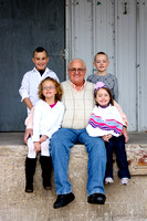 Garthwaite l Siblings & Grandpa